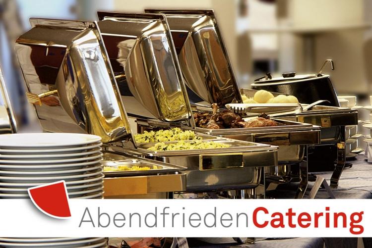 Herzlich Willkommen Abendfrieden Catering Café